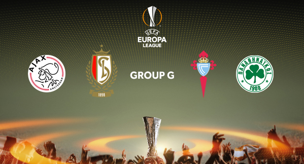 UEFA Europa League Groupe G