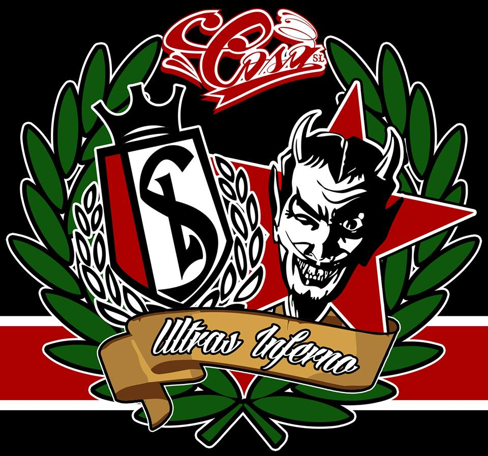 Ultras Inferno '96 logo