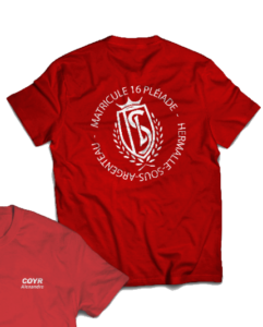 projet de tee-shirt